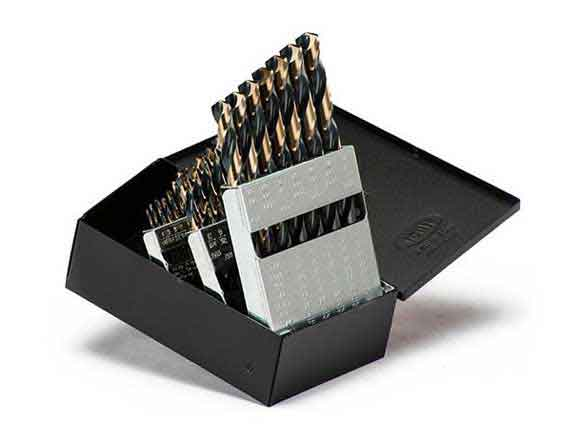 made in USA drill sets